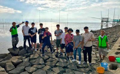 韓国よりインターシップ 文化活動プログラム