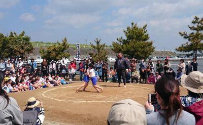橋本干拓完成記念日