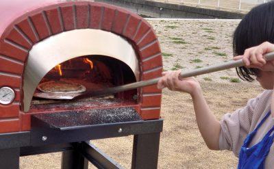 ピザ作りやってみました!